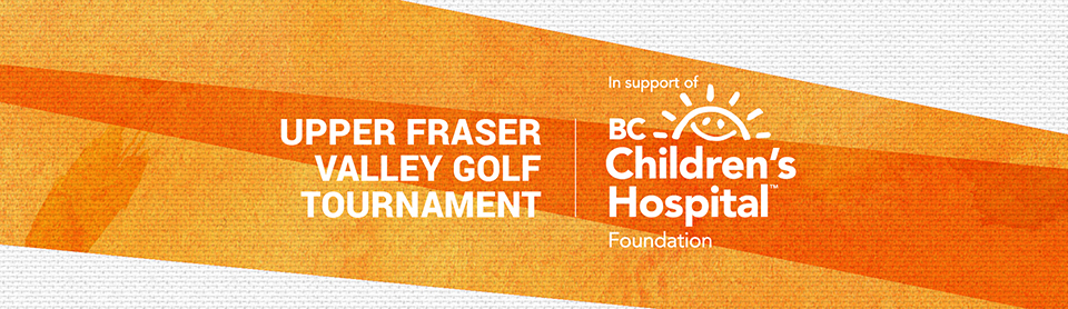 Upper Fraser Valley Golf Tournament