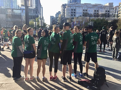 2018 Vancouver Sun Run, Team BC Children's Hospital