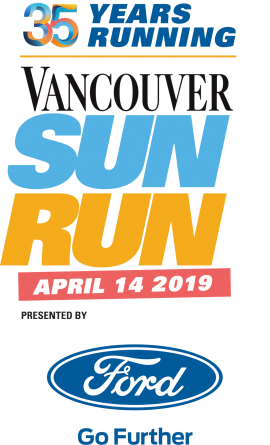 Vancouver Sun Run April 14 2019 Presented by Ford