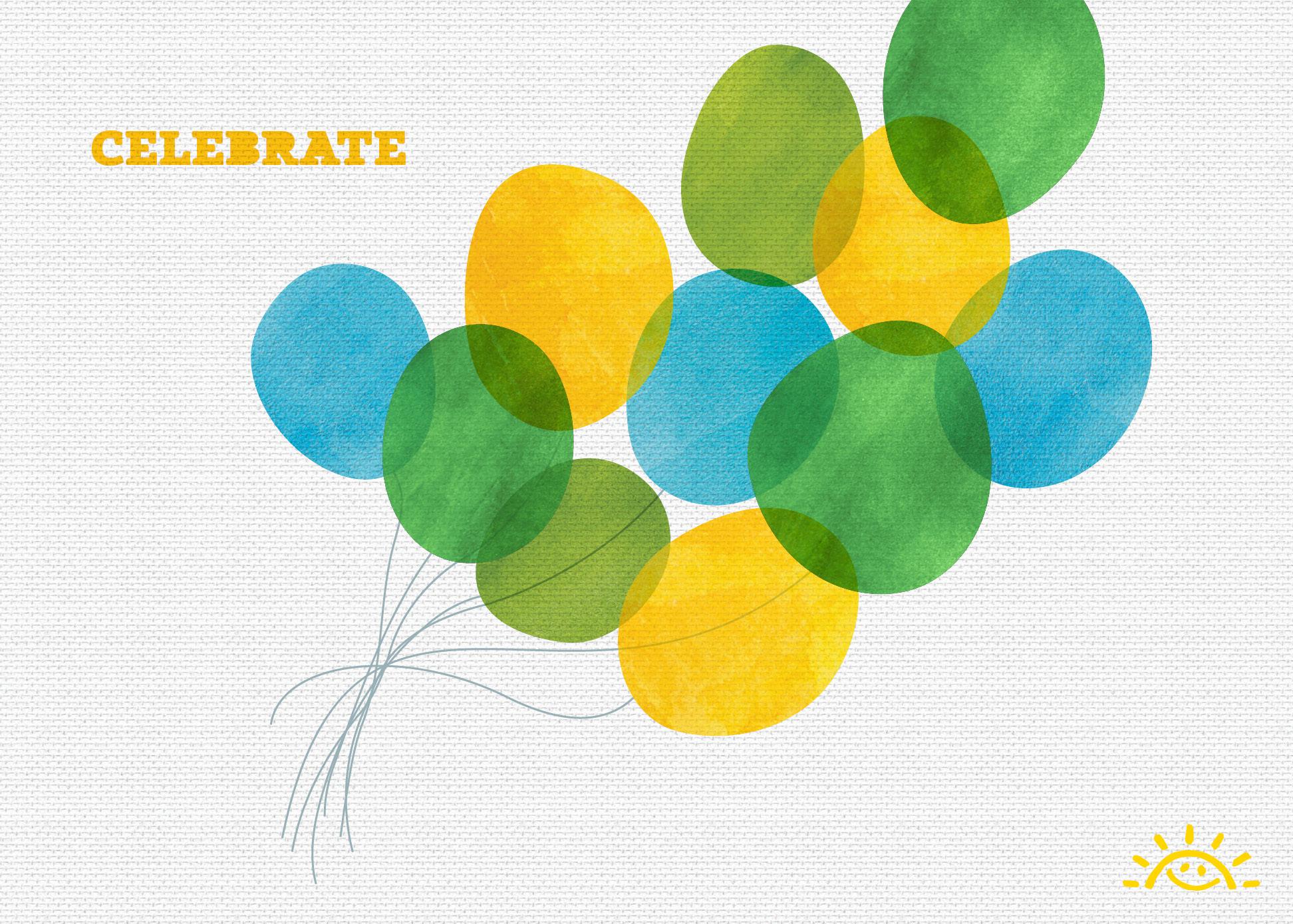 Celebration Card 1